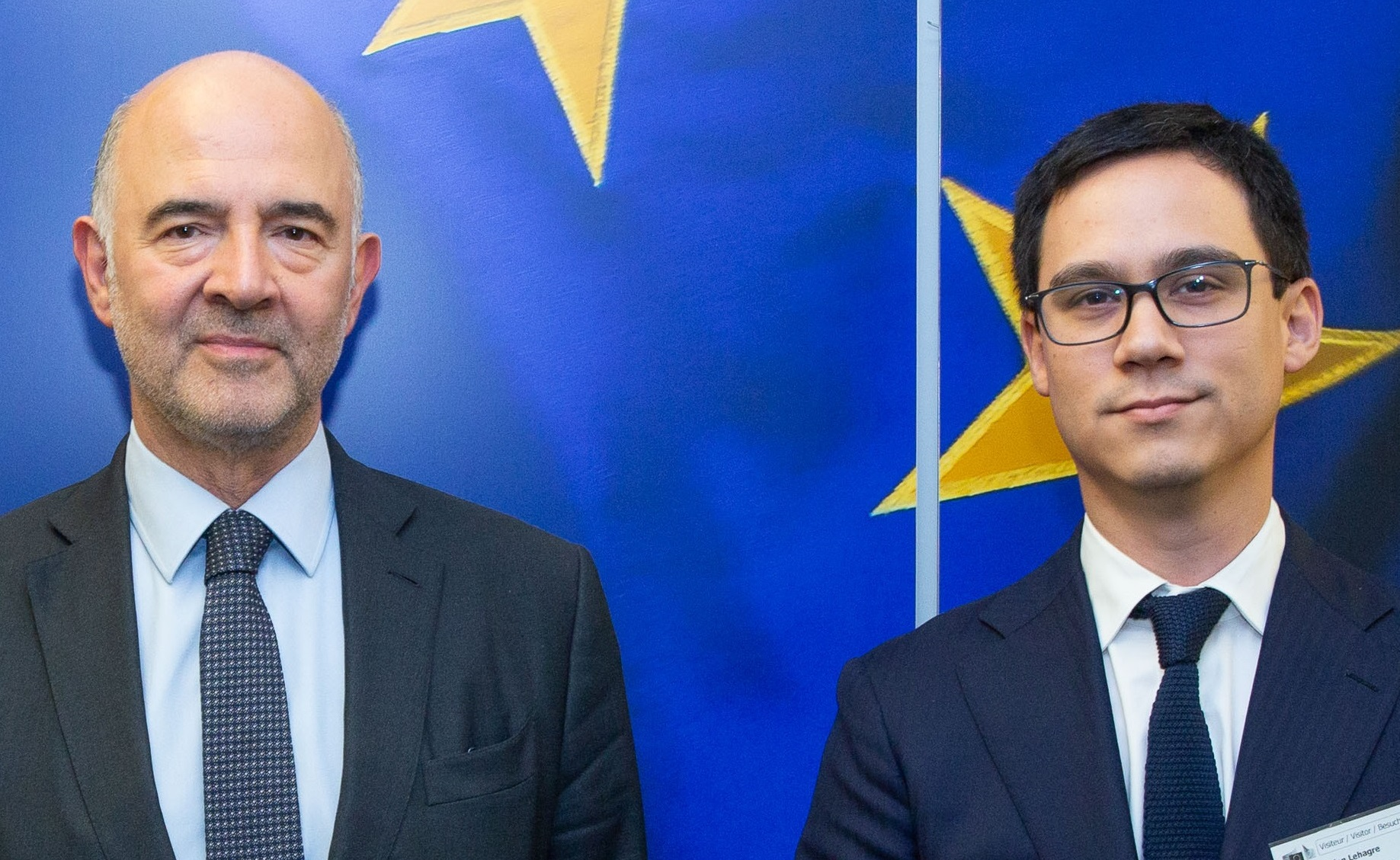 16 Oct 2018 Moscovici and Fabien Lehagre 2