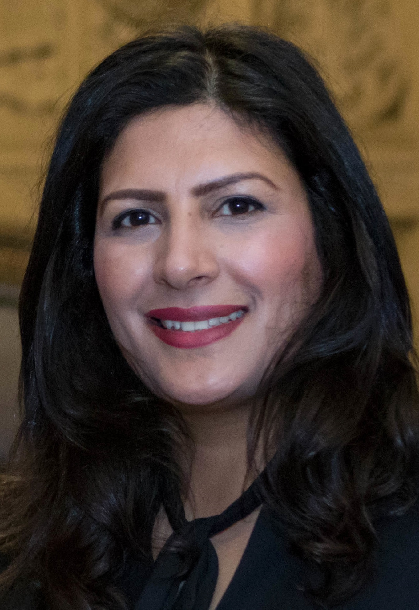 Preet Kaur Gill MP 1