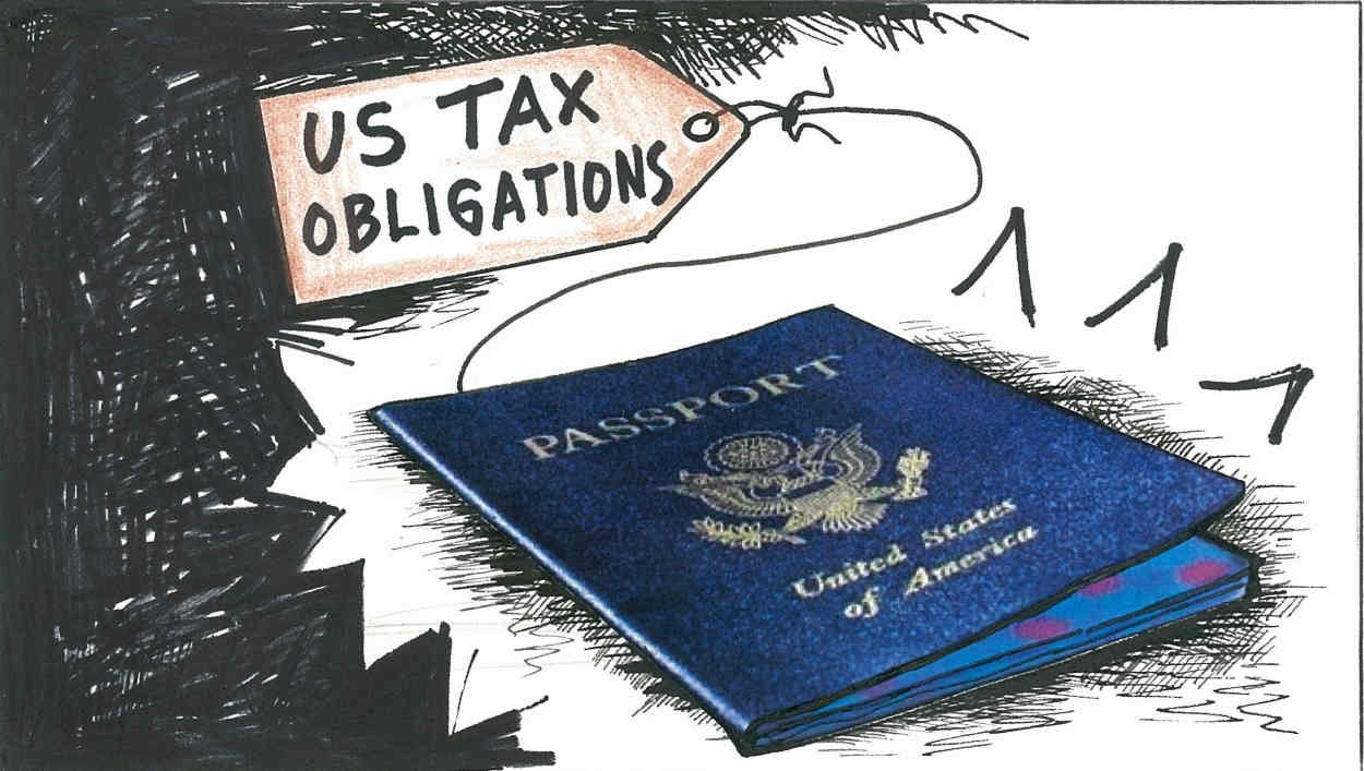 Ahead of Christmas exodus, ACA reiterates importance of passports for Americans resident abroad
