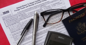 From the front line: How a routine Form 3520 filing can easily go (eye-wateringly expensively) wrong – and did