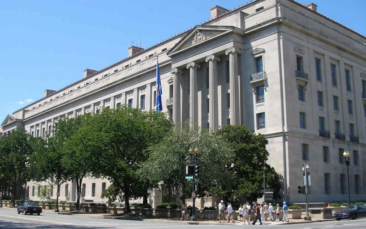 U.S. Justice Department, Washington, D.C.