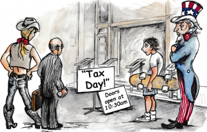 Nine additional speakers added to DAUK Tax Day line-up