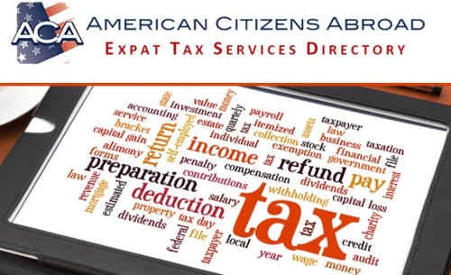 ACA updates its online tax services directory