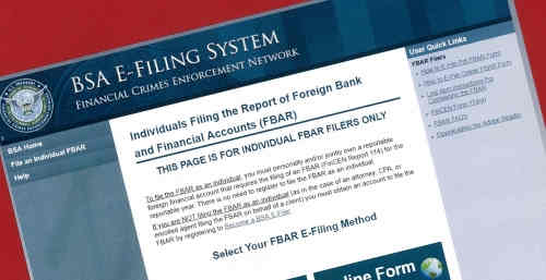 U.S. taxpayer hit with almost US$13m in FBAR penalties