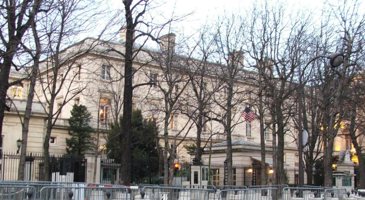 U.S. Embassy, Paris
