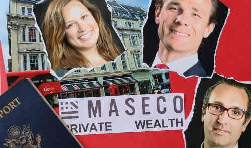 London's MASECO Private Wealth adds three partners to its team