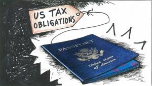 U.S. Tax Court declines to consider US$160,000 passport revocation case, involving New York-resident American